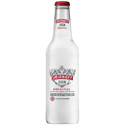 HR Smirnoff Ice Original Front