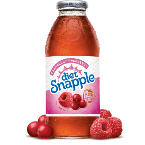Snapple Diet Cranberry Raspberry Juice Drink