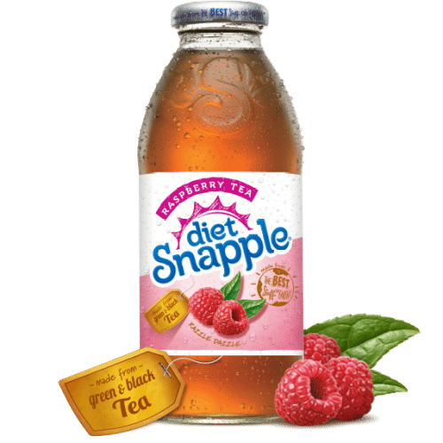 Snapple Diet Raspberry Tea