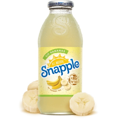 Snapple Go Bananas Juice