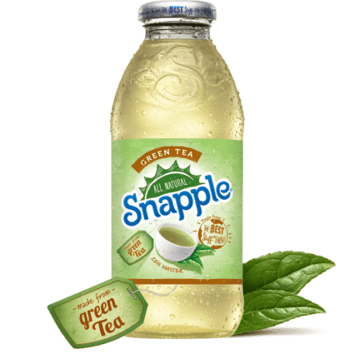 Snapple Green Tea