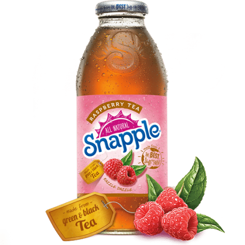 Snapple Raspberry Tea