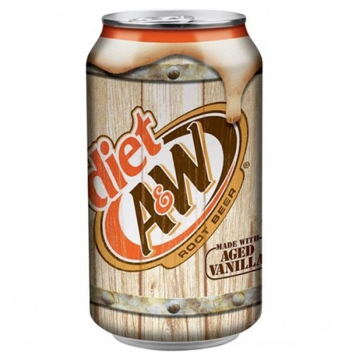 A&W Diet Root Beer