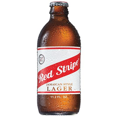 HR Red Stripe 11oz Wet