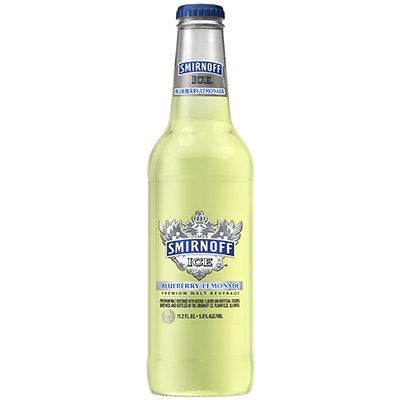 HR Smirnoff Ice BluebLem Front
