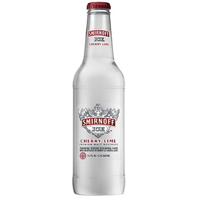 HR Smirnoff Ice Cherry Lime Front