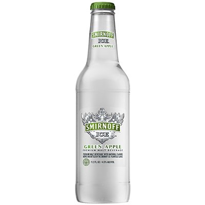 HR Smirnoff Ice Green Apple Front